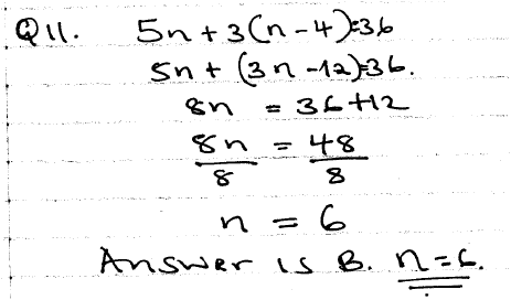 KNEC KCPE 2018 MATHEMATICS PAST PAPER AND ANSWERS - QUESTION