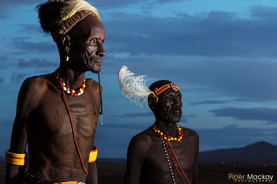 TURKANA PEOPLE