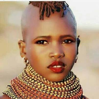 Turkana Lady