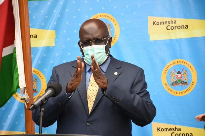 Magoha's body language and use of communication skills shows that the Government is not ready to reopen schools