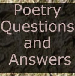 poetry questions and answers