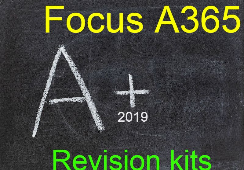 KCSE POST-MOCKS 2019: FOCUS A365 EXAMS TRIALS FOR FORM 3 & 4 REVISION KITS