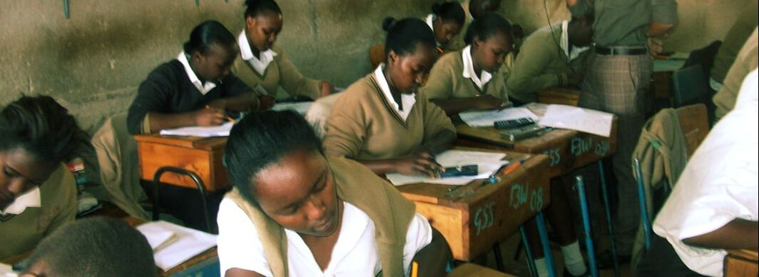 KCSE PAST PAPERS FROM 1995 TO 2007