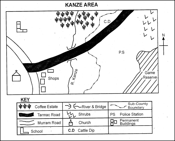 ​KANZE AREA